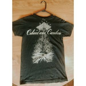 Coheed and Cambria 2007 Band Tour Shirt